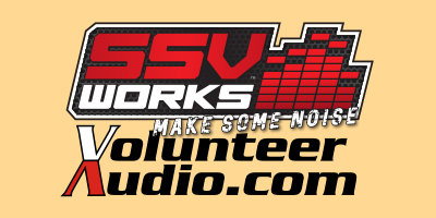 SSV Works Volunteer Audio